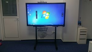 Touchscreen Samsung 65""