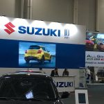 Video Wall SUZUKI Booth - SAB