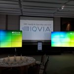 Video Wall Stejarii Country Club event - Bucharest 2018