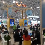 LED Displays - TUI Booth - TTR 2018