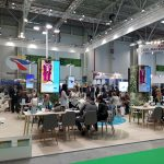 LED Displays - TUI Booth - TTR 2019