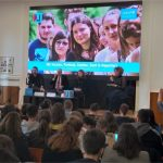 Videowall UNICEF U-Report event 2019