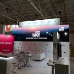 Video Wall BIHOR Booth - TTR 2019