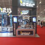 32 inch LED displays Metal Show & TIB 2019