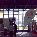 Plasma stand Lectra