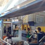 Sonorizare mini-concert Cristina Rus - Stand Teraplast