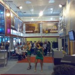 Sonorizare mini-concert Cristina Rus - Stand Teraplast - 2