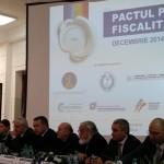 Sonorizare Pact Fiscal