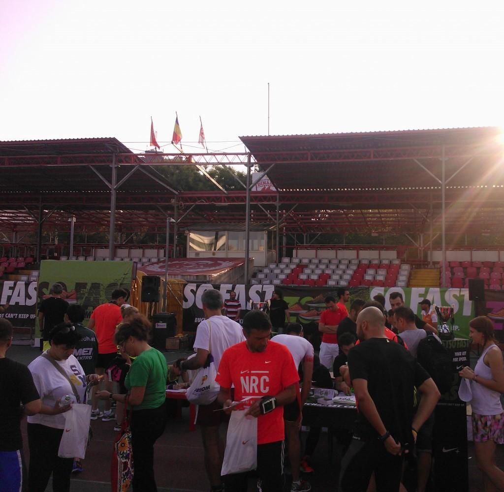 Sonorizare SO FAST - 30 august 2015, Stadionul Dinamo