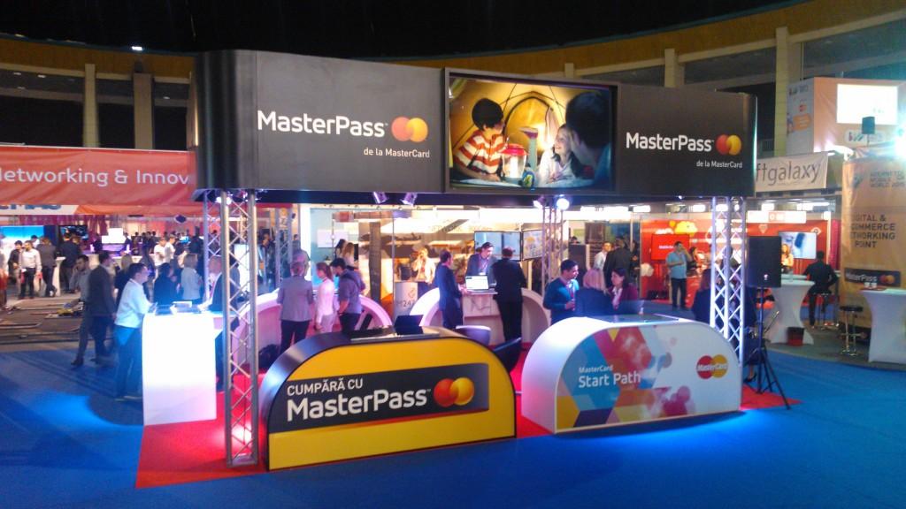 Stand Mastercard IMWorld 2015