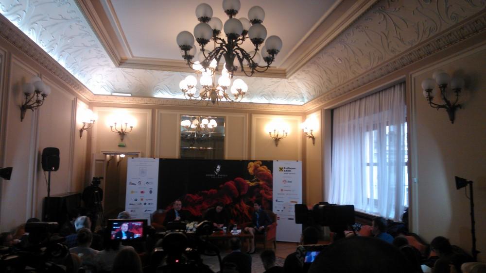 Bassaka Media - transmisie live Conferinta de lansare a Festivalului International George Enescu 2017