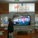 Ecran stand New Holland - INDAGRA 2017