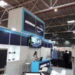 Ecran LED 85 inch - TIB 2018