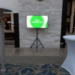 LED Screen - Stejarii Country Club event -2018