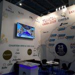 Ecran LED stand FIBULA TTR 2018