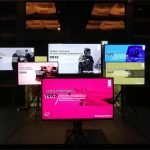 Ecrane LED eveniment Radisson Blu Hotel 2018