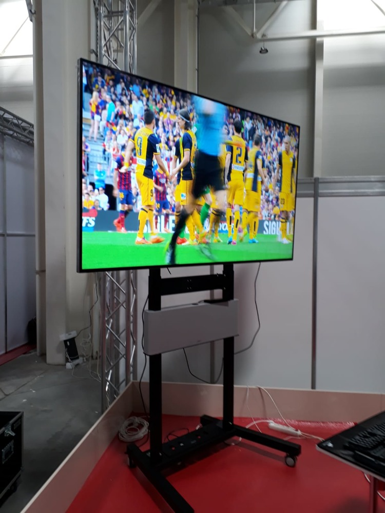 Video Wall & Large Screens Rental - Bassaka Media