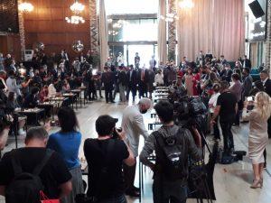 Bassaka Media la Eveniment Superbet Chess Classic Romania iunie 2021(2)