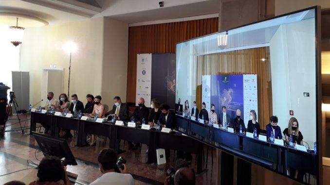 Bassaka Media - Sonorizare Conferinta presa lansare Festivalul Enescu 2021 (1)